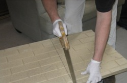 Skamol Replacement Fireplace Refractory Panels