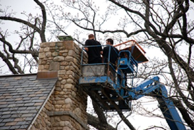 Troubleshooting Lindemann Chimney
