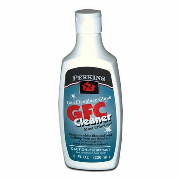 White Off Glass Cleaner 8 Oz Bottle