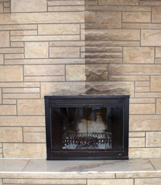 Chimneysaver Paint Quot N Quot Peel Fireplace Cleaner 1 Gallon