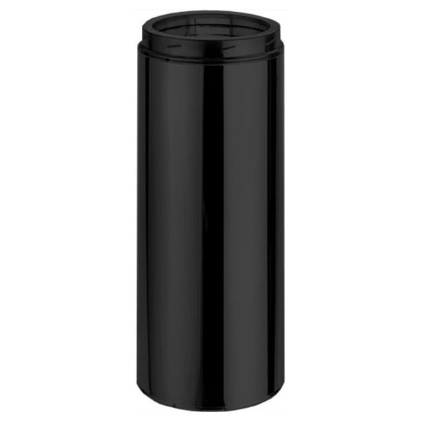Duratech Black Chimney Pipe