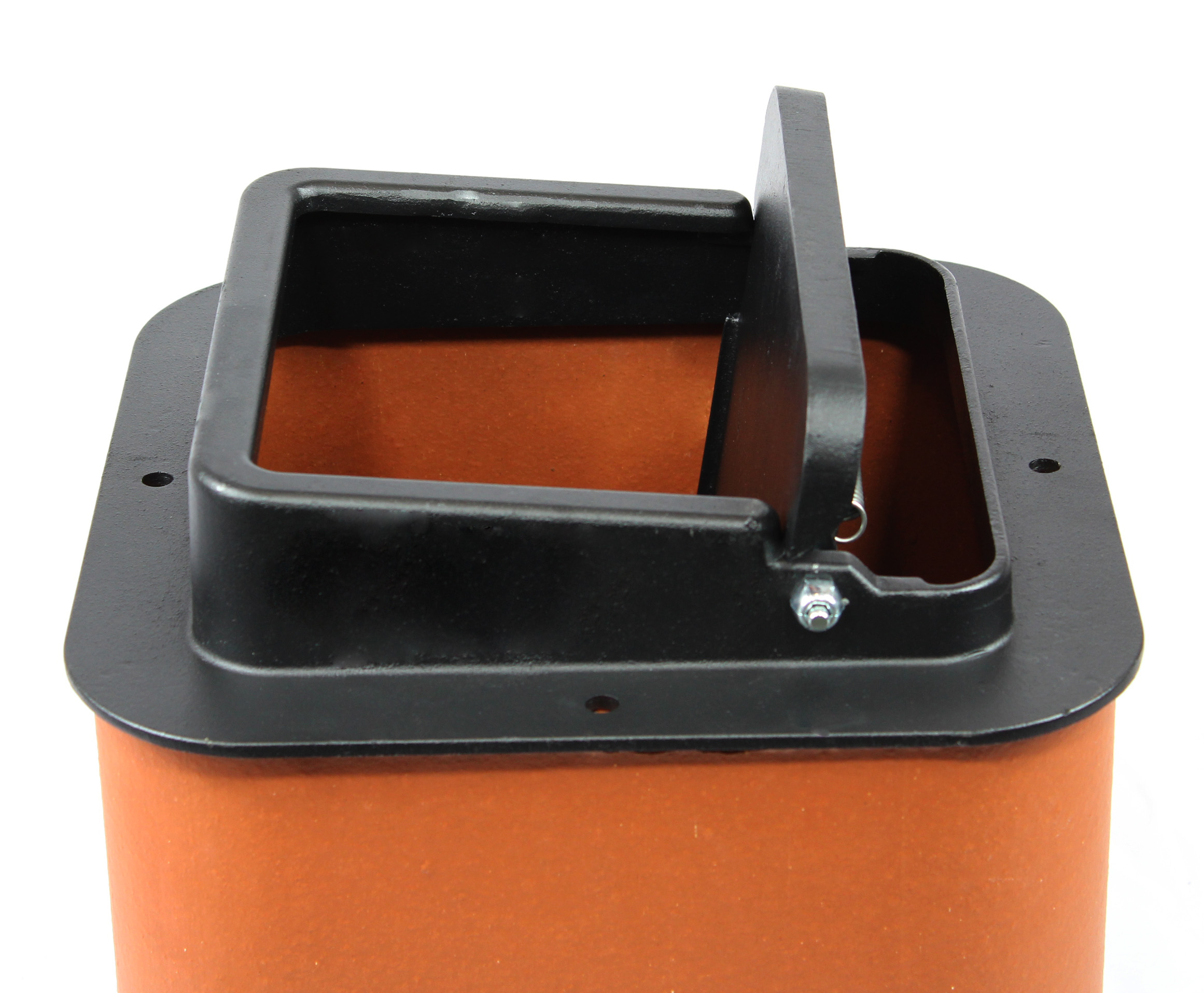 top sealing dampers